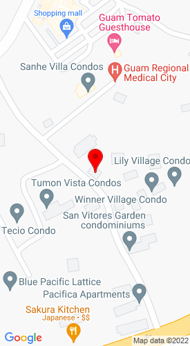 Google Map of Landscape Management Systems 194 Old San Vitores Road, Tumon , GU, 96913