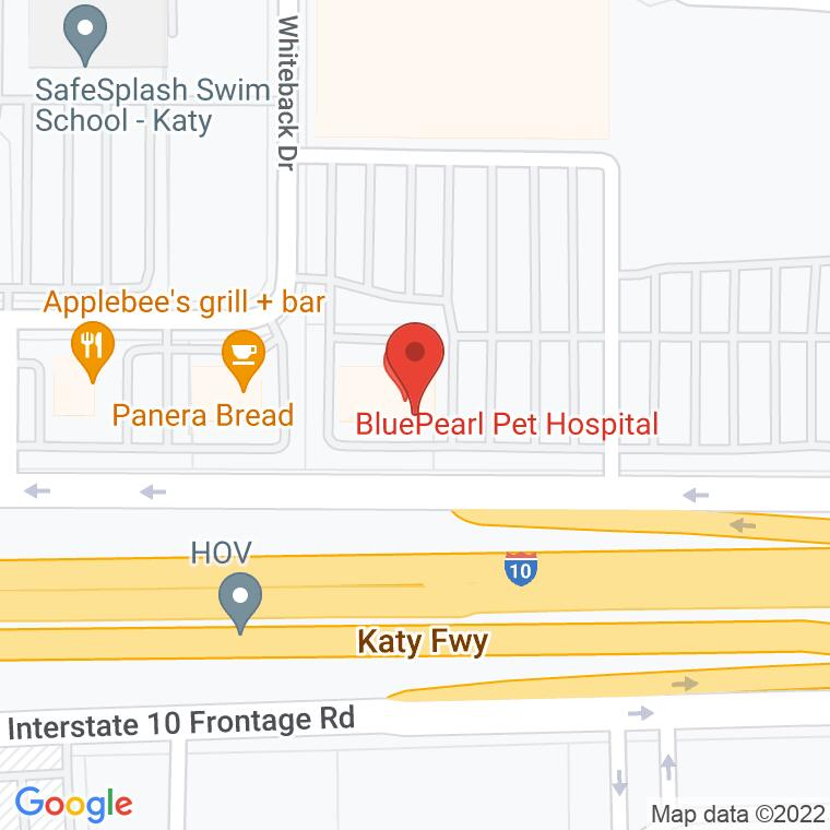 Google Map of 19450 Katy Fwy., Ste. 200, Houston, TX 77094, 19450 Katy Fwy., Ste. 200, Houston, TX 77094