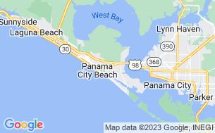 Map of Emerald Coast RV Beach Resort