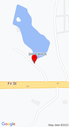 Google Map of The Charles Machine Works, Inc. 1959 West Fir Avenue, PO Box 66, Perry , OK, 73077