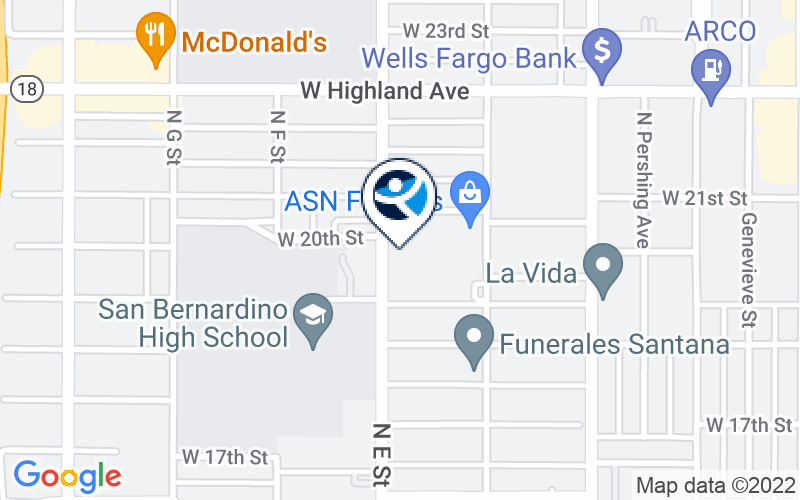 Inland Behavioral and Health Services Location and Directions