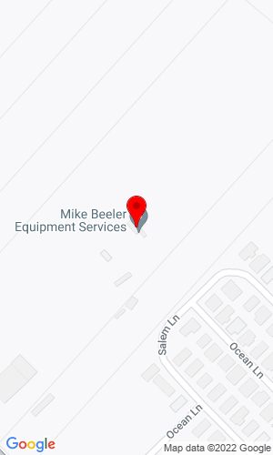 Google Map of Mike Beeler Equipment Services 1974 S Black Horse Pike, Williamstown, NJ, 08094
