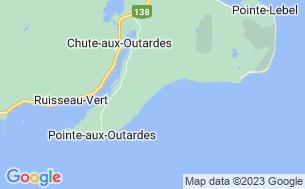 Map of Camping Parc De La Rive