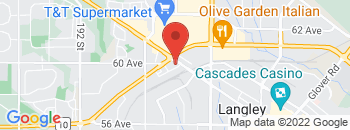 Google Map of 19820+Fraser+Highway%2CLangley%2CBritish+Columbia+V3A+4C9