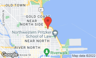 Map of 199 East Lake Shore Drive 4W CHICAGO, IL 60611