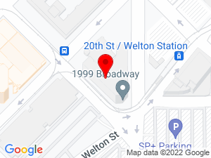 Google Map of Mercy Housing