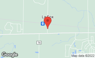 Map of 1N170 Lafox Road LA FOX, IL 60147