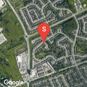 Satellite Map of 2 Ivy Lane Court, Kitchener, Ontario
