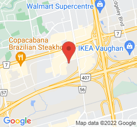 Google Map of 2+Auto+Park+Circle%2CWoodbridge%2COntario+L4L+8R1