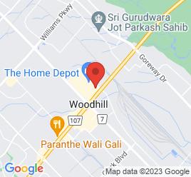 Google Map of 2+MARITIME+ONTARIO+BLVD.%2CBrampton%2COntario+L6S+0C2