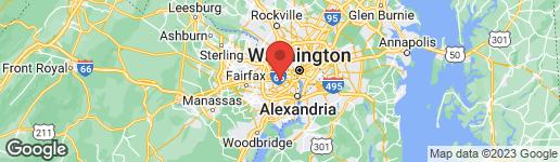 Map of 2 MONTANA STREET S ARLINGTON, VA 22204