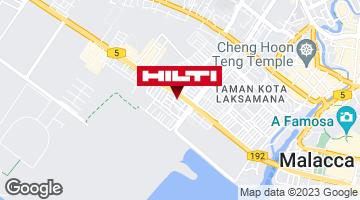 Get directions to Kota Syahbandar