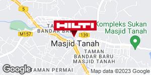 Get directions to Pekan Masjid Tanah