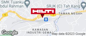 Get directions to Jalan Pekan Gemas