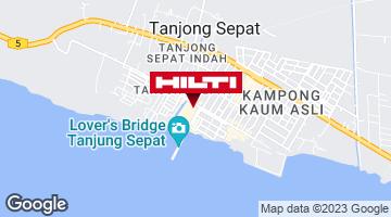 Get directions to TANJUNG SEPAT