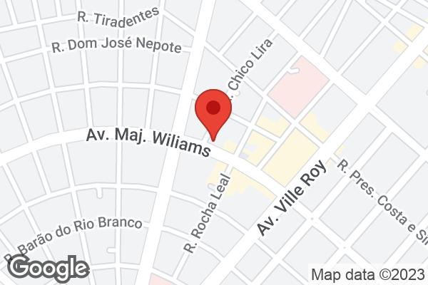 Av. Major Williams, 1132 Bairro São Francisco, Boa Vista, RR