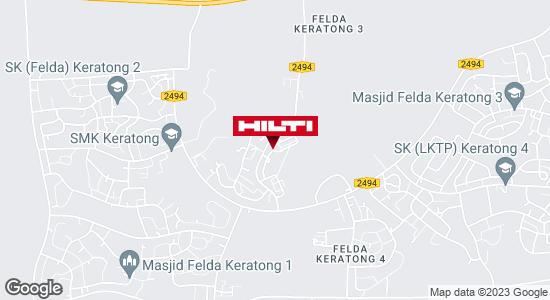Get directions to Bandar Jengka