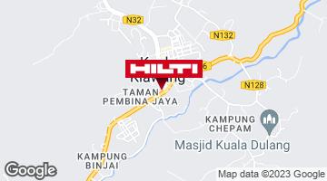 Get directions to Jalan Datuk Me