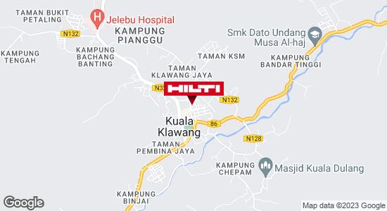 Get directions to KUALA KLAWANG JELEBU