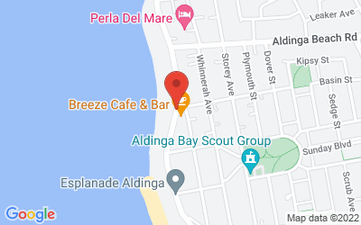 Map of Sourc'd Wine & Coffee Bar Aldinga Beach (subject to availability)