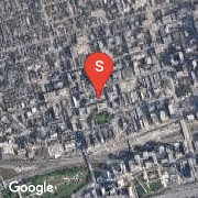 Satellite Map of 20 Stewart St Unit 408, Toronto, Ontario