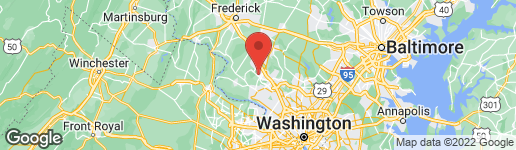 Map of 20 HIGHSTREAM COURT #700 GERMANTOWN, MD 20874