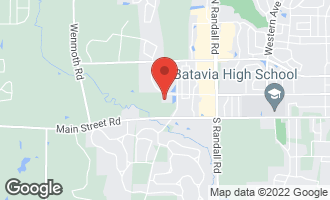 Map of 20 Poole Court BATAVIA, IL 60510
