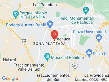 Galerias Pachuca