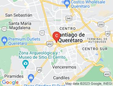 Galerias Querétaro