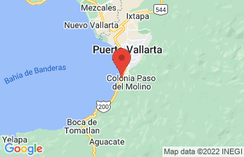 Map of Puerto Vallarta