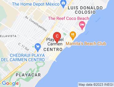 Playa - 5a Av esq. Calle 4
