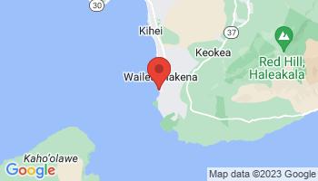 Map of Makena