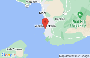 Map of Makena