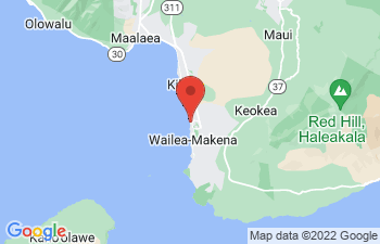 Map of Wailea