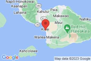 Map of Kihei