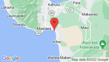 Map of Kihei