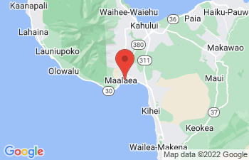 Map of Wailuku