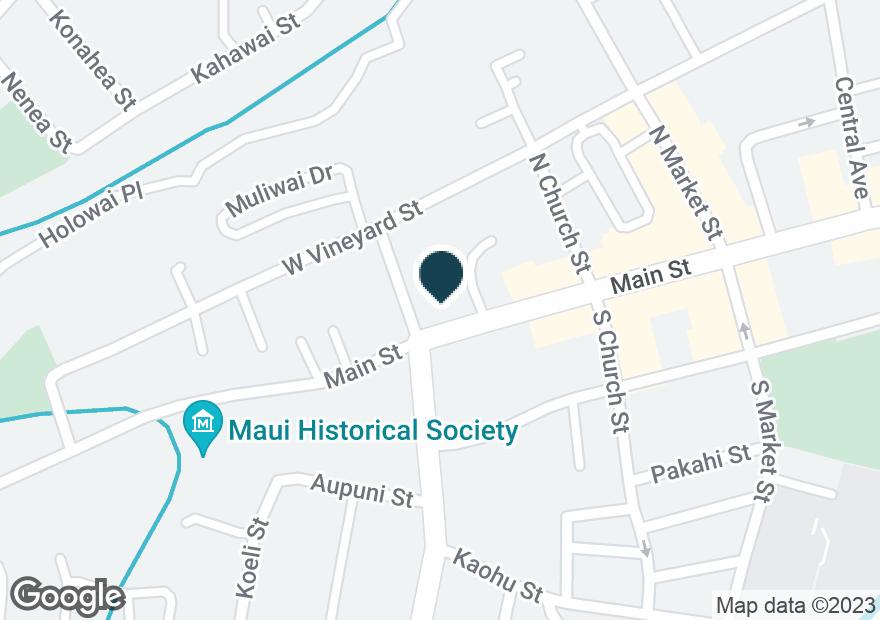 Google Map of2180 MAIN ST