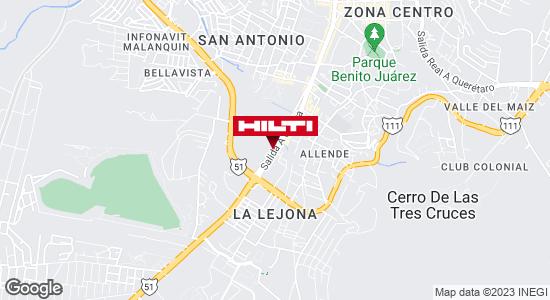 Obtener indicaciones para Ocurre Paqex San Miguel Allende