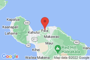 Map of Paia