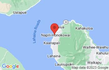 Map of Kahana