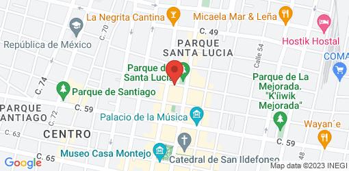 Directions to La Chaya Maya Casona