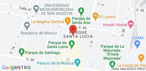 Directions to La Cubanita