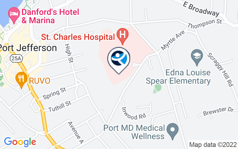 Saint Charles Hospital  MMD 1 Location and Directions