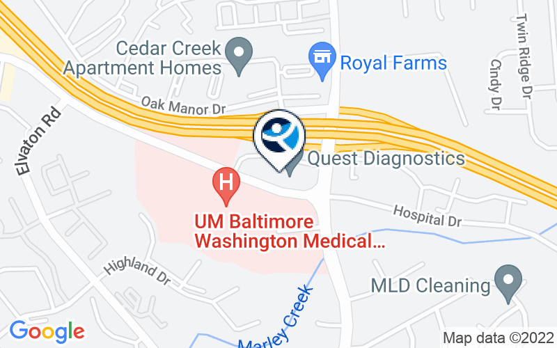 Chase Brexton Health Care - Glen Bernie Services Location and Directions