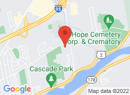 Location of United Technologies Center - Adult Education on a map