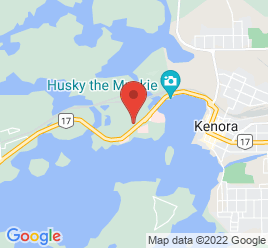 Google Map of 200+LAKEVIEW+DR%60%2CKenora%2COntario+P9N+3X7