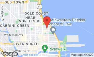 Map of 200 East Delaware Place PH36 CHICAGO, IL 60611
