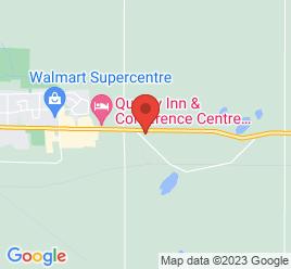 Google Map of 2001+Ontario+Street%2CStratford%2COntario+N5A+6S5