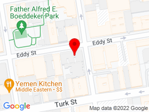Google Map of Tenderloin Neighborhood Development Corporation